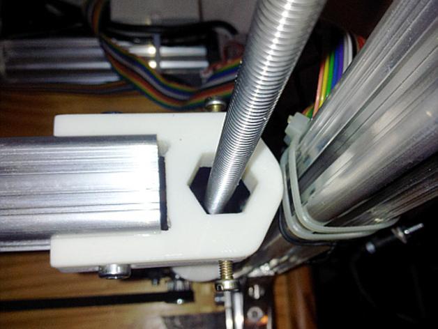 K8200 / 3DRAG Parallel打印机Z轴的主轴齿轮