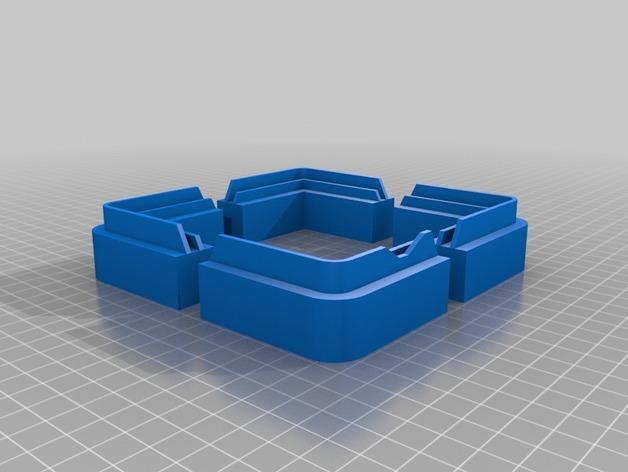 RoBo 3D 打印机底部稳定器