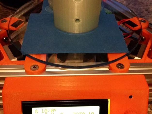 Kossel打印机外框固定器