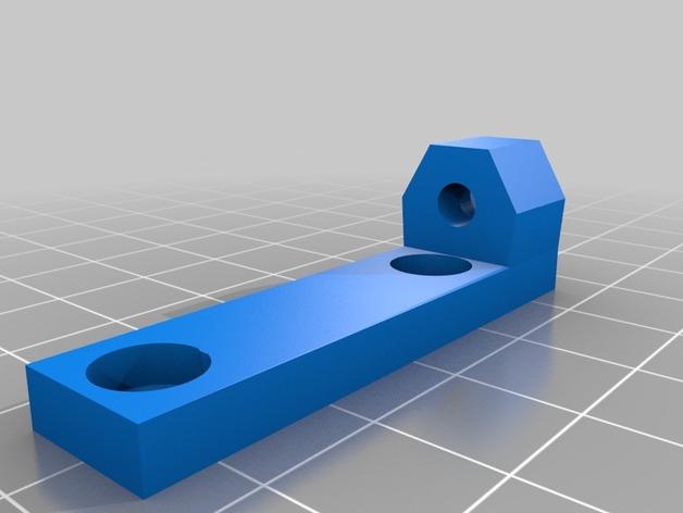 Prusa i3打印机限位开关固定器