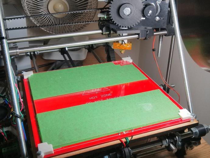 打印机角托