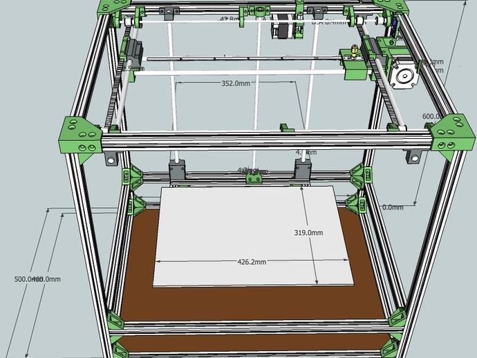 自制打印机