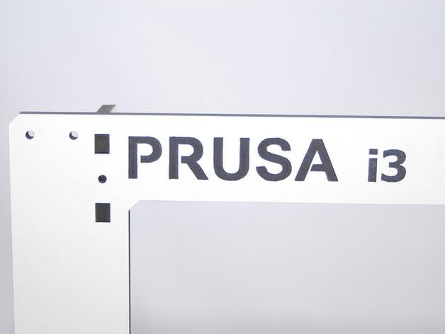 Prusa i3打印机外框