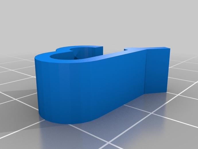 线圈夹 线材固定器