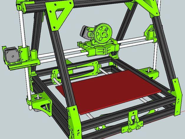 MendelMAX 打印机