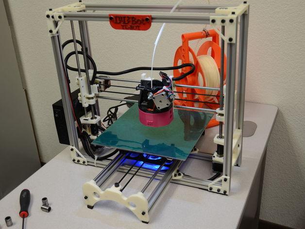 LulzBot自制3D打印机