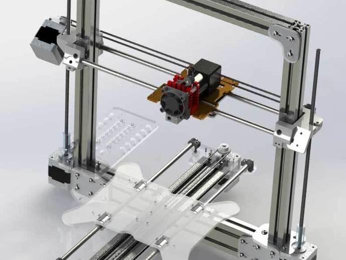 Bukobot 3D打印机