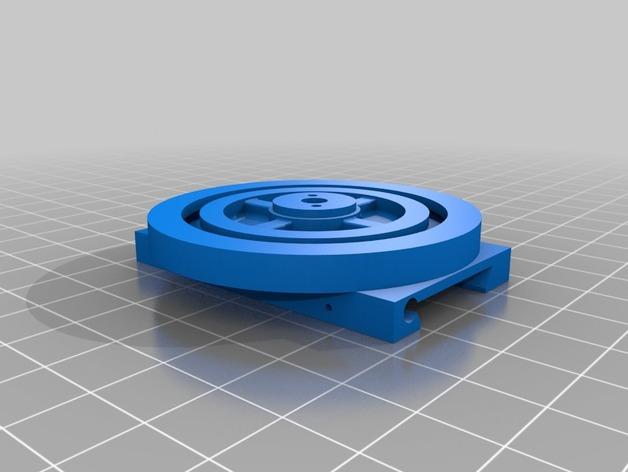 3D打印铣床