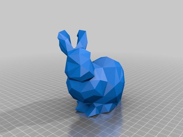 聚斯坦福兔子