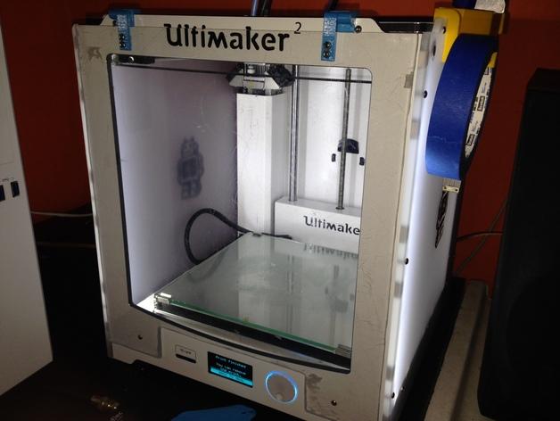 铰链 3D打印模型渲染图