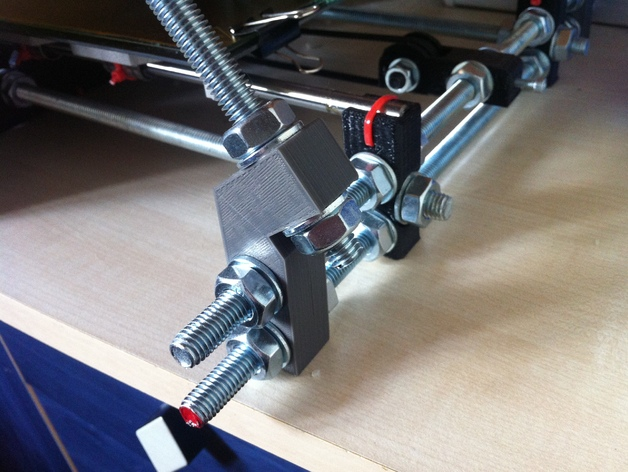 Prusa i3打印机Z轴固定套件