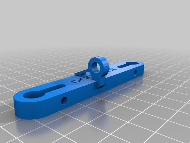 导线器 稳杆器 3D打印模型渲染图