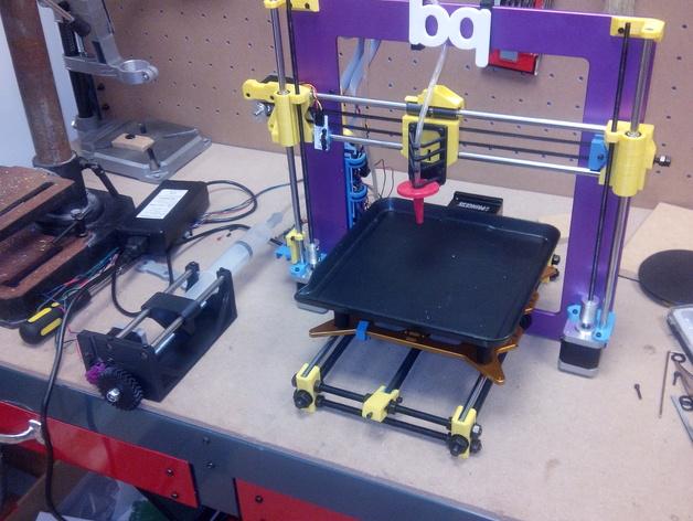 Tortiprinter 3D打印机 3D打印模型渲染图