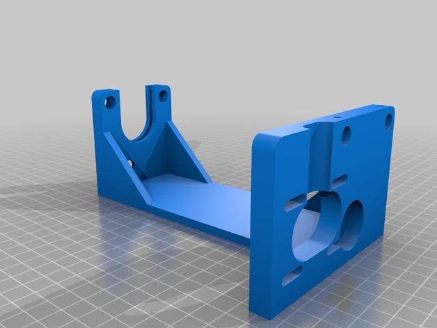 Tortiprinter 3D打印机