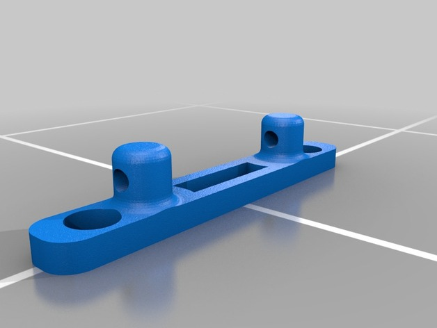 Printrbot Simple打印机Z轴导线器