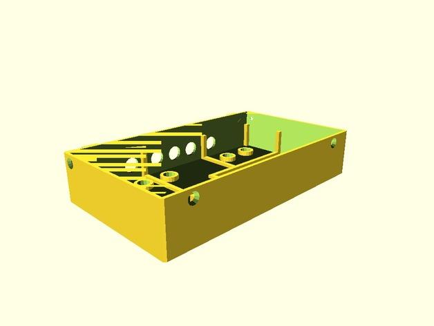 电源保护盒
