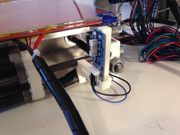 打印机Y轴限位开关支架