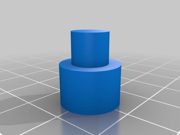 QU-BD One/Two-Up打印机Z轴顶部框架