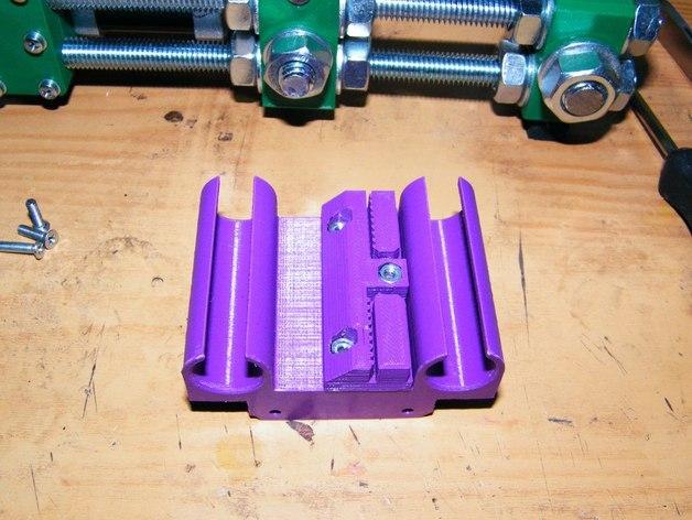 侧边锁固装置