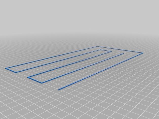 打印床盘式水准器