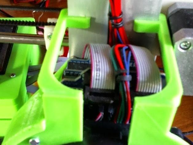 Prusa i3 打印机风扇