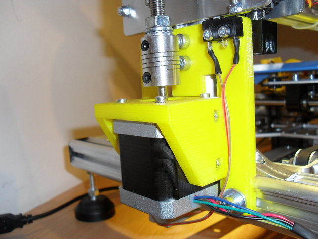 K8200打印机部件 3D打印模型渲染图