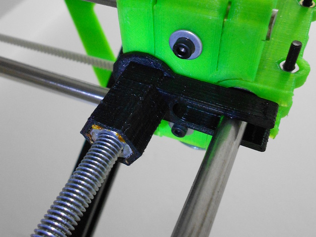 打印机防震器 3D打印模型渲染图