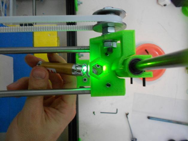 打印机防震器