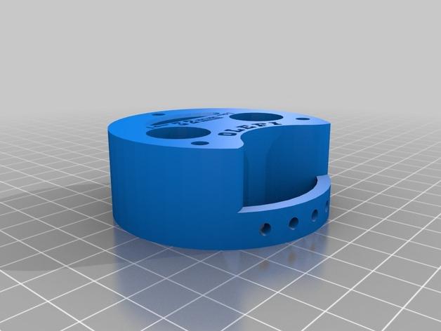 打印机喷嘴适配器