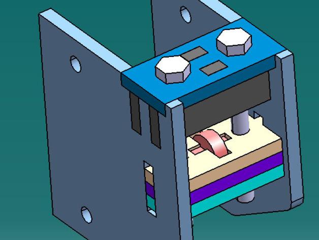 Delta 式打印机