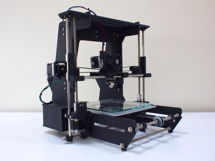 prusa Air 2打印机 3D打印模型渲染图