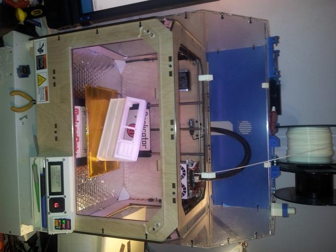 Replicator打印机仪表盘外框