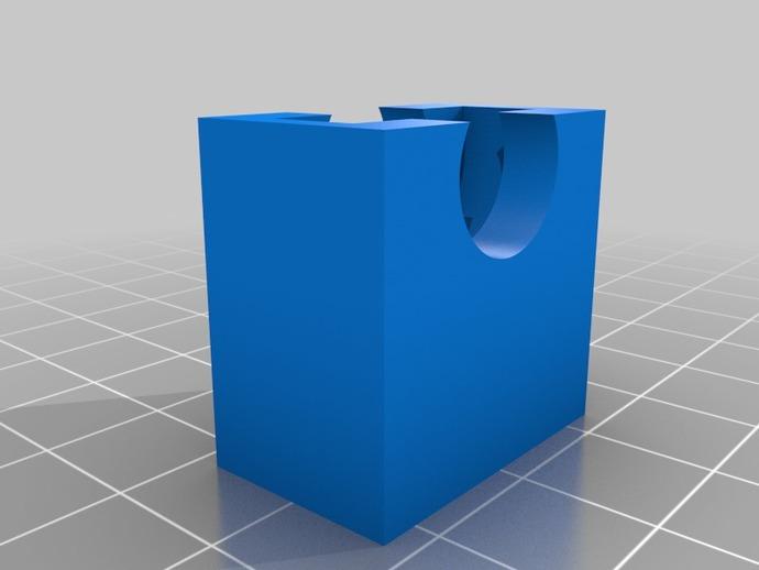 Prusa i3打印机线轴支架