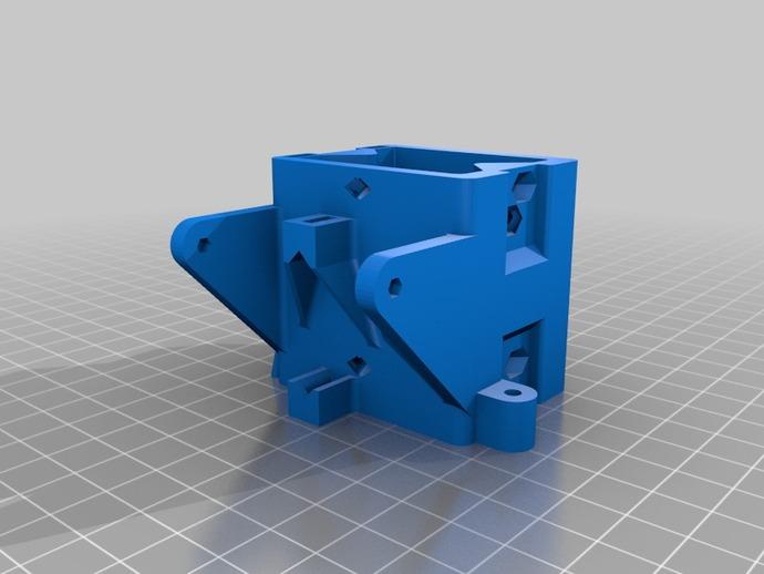 Delta-Pi Reprap 3D 打印机