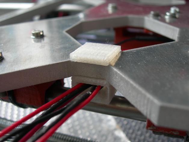 线材导轨 3D打印模型渲染图