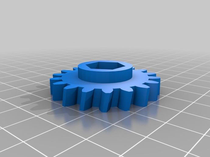 蜗杆传动器