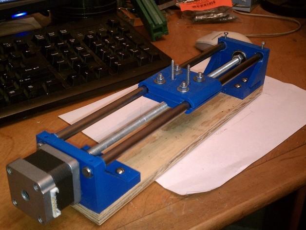 NEMA 17步进马达打印机轴