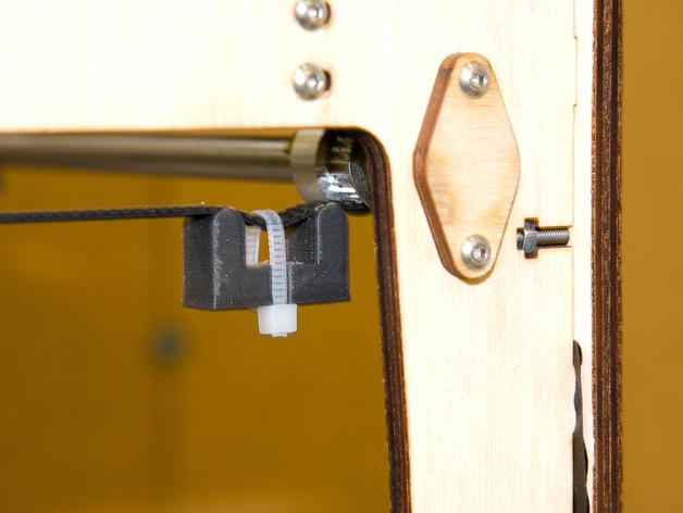 Ultimaker打印机皮带张紧器