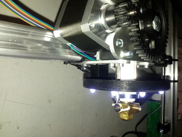 LED灯支架