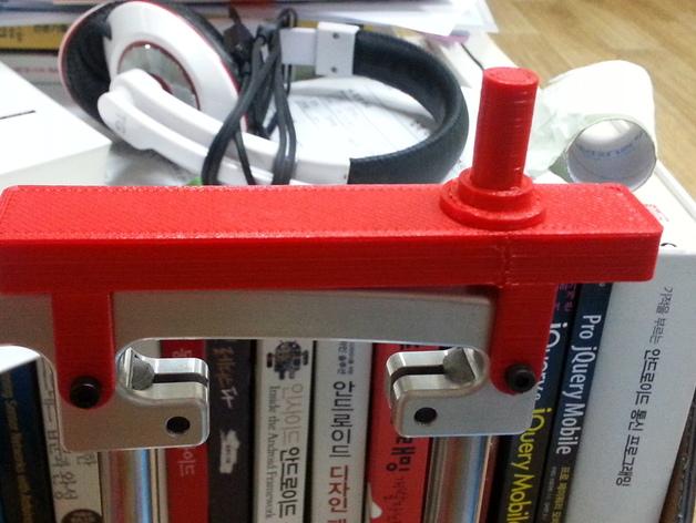 PrintrBot Simple打印机线轴架 3D打印模型渲染图