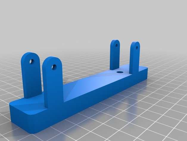 PrintrBot Simple打印机线轴架