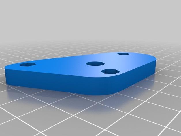 打印机Z轴连杆盖