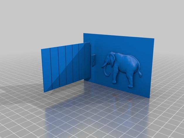 动物标本模型