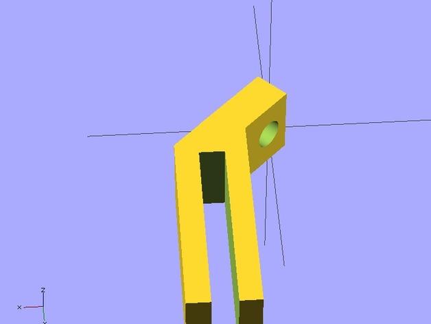 Prusa i3 线轴支架