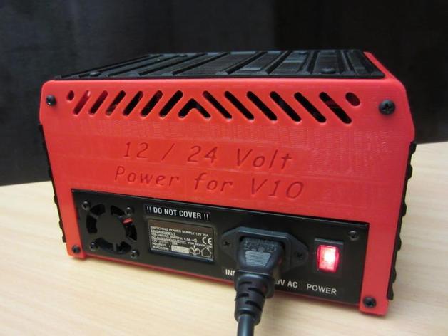 电源保护外盒