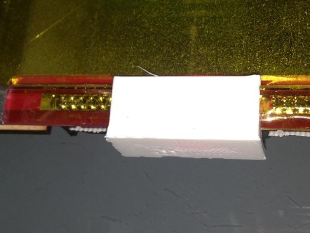 打印机热床指示灯灯罩