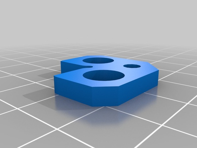 Lulzbot TAZ打印机Ninja Plate 套件