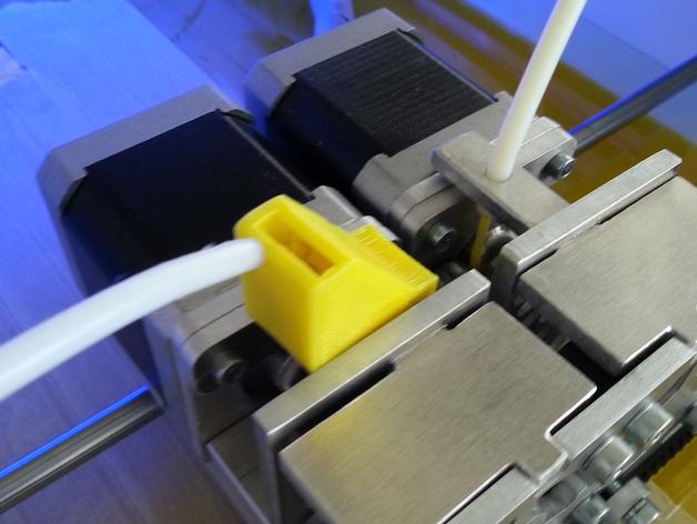 线材润滑器 3D打印模型渲染图
