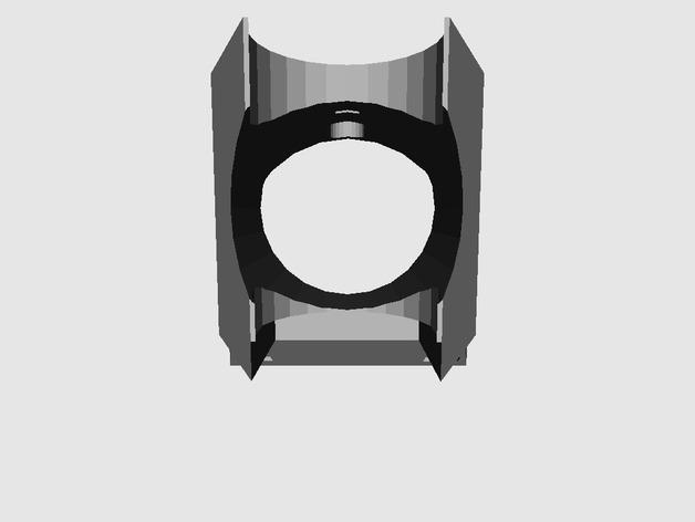 风扇支架 风扇导管