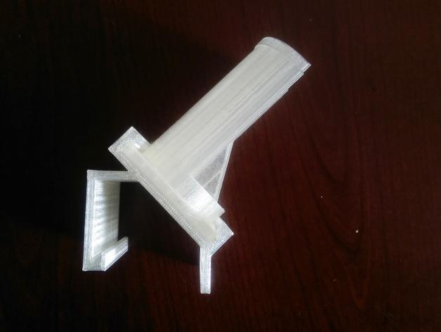 Makerbot Gen5打印机参数化线轴支架